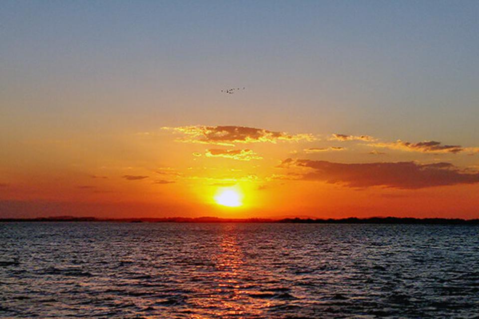 Onde ver o por do sol em Porto Alegre