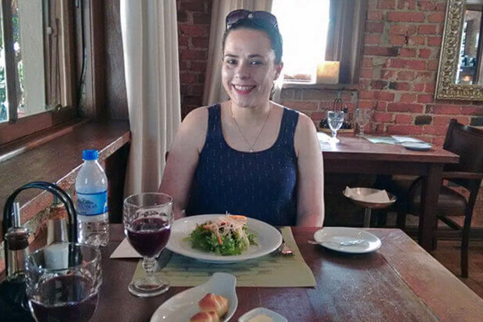 Onde comer em Porto Alegre almoço comida italiana