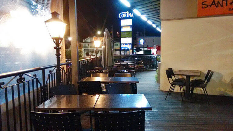 Onde Comer em São Roque, Pátio Corina