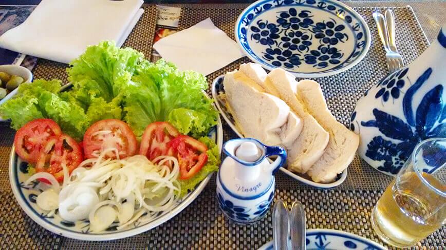 Sabores locais da culinária portuguesa