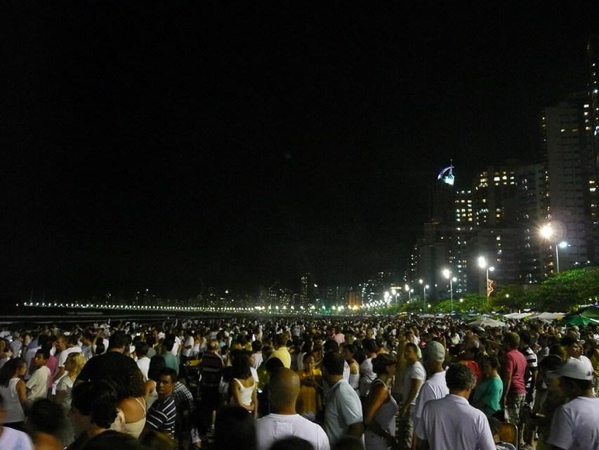 Como é passar o ano novo em Balneário Camboriú