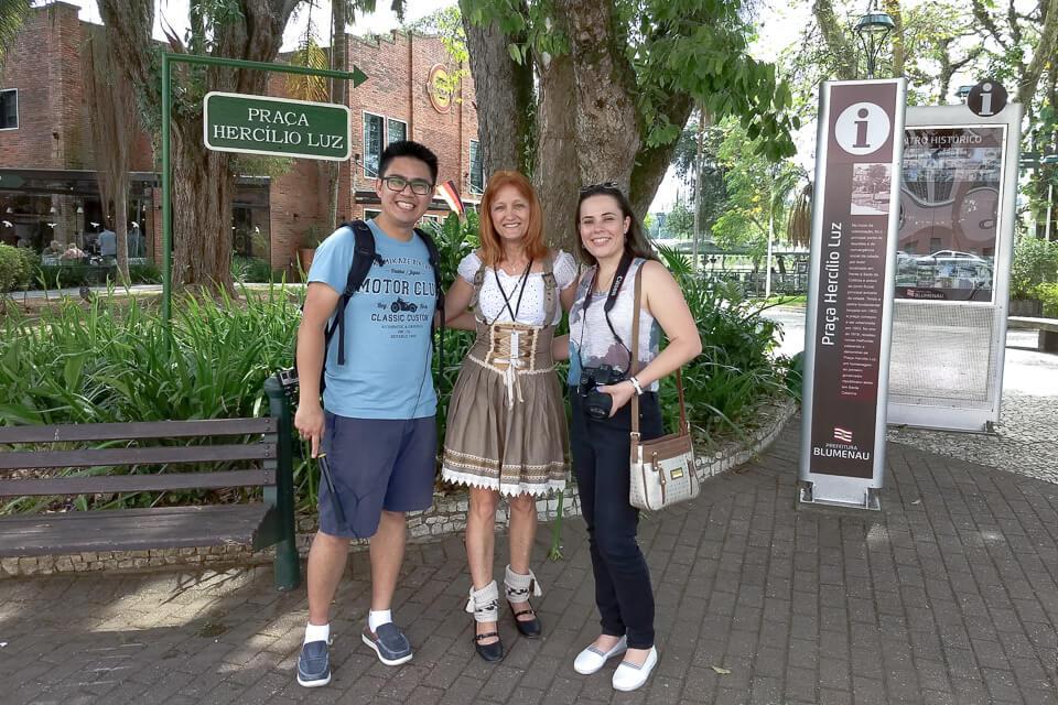 O que ver e fazer em Blumenau? Tour pelo Centro Histórico