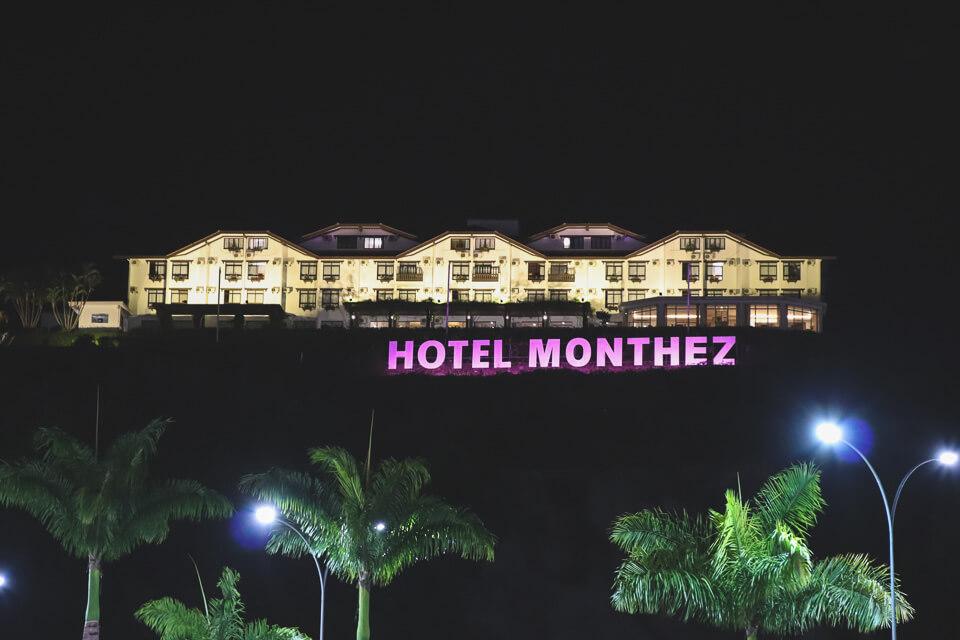 Onde ficar hospedado em Brusque? Hotel Monthez