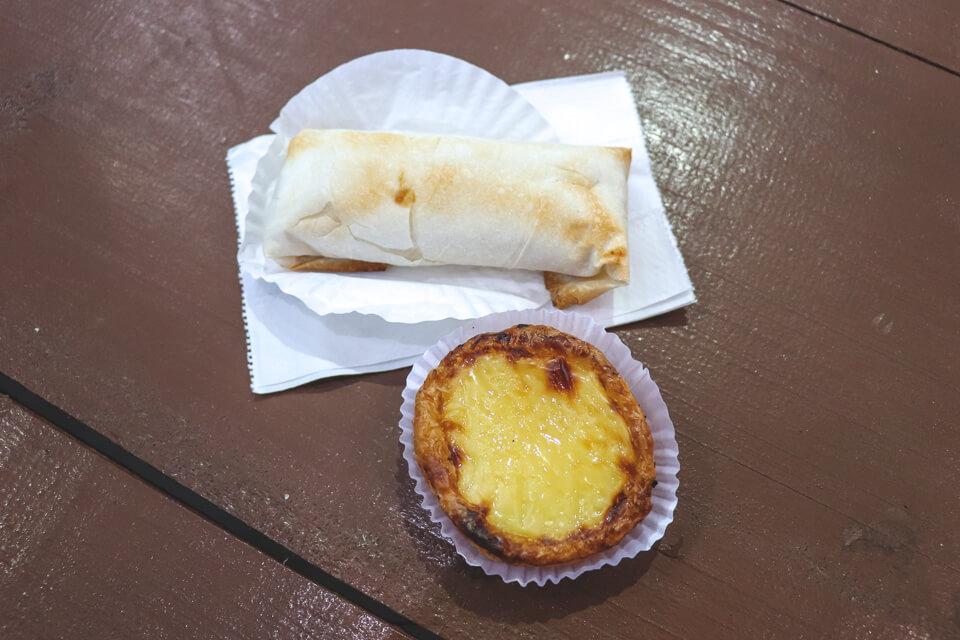 Quais sobremesas tem na Marejada? Doces portugueses