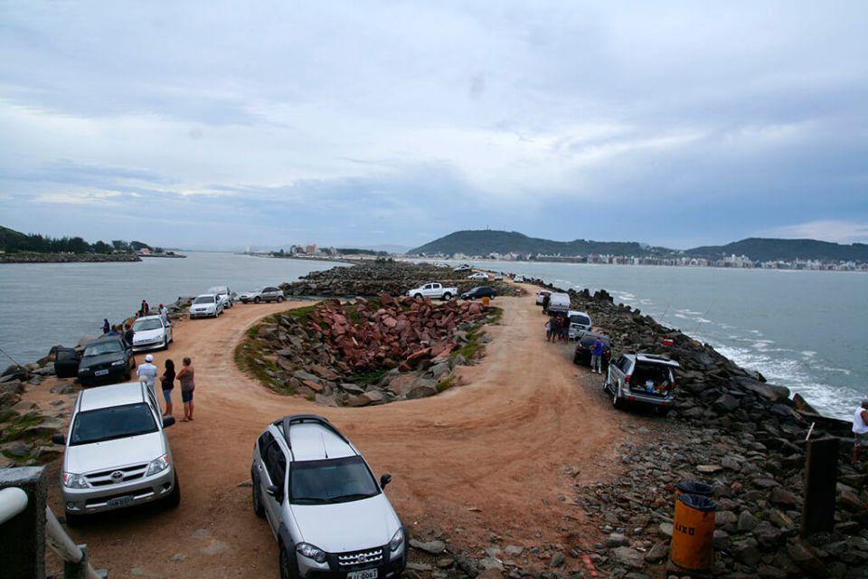 Principais atrativos em Laguna Santa Catarina
