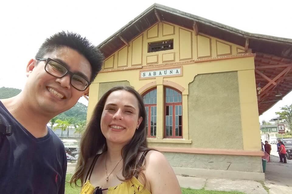 O que fazer em Mogi das Cruzes? Visitar a Estação Sabaúna