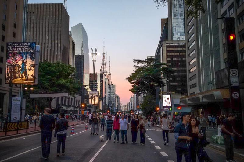 Roteiro de 4 dias em São Paulo