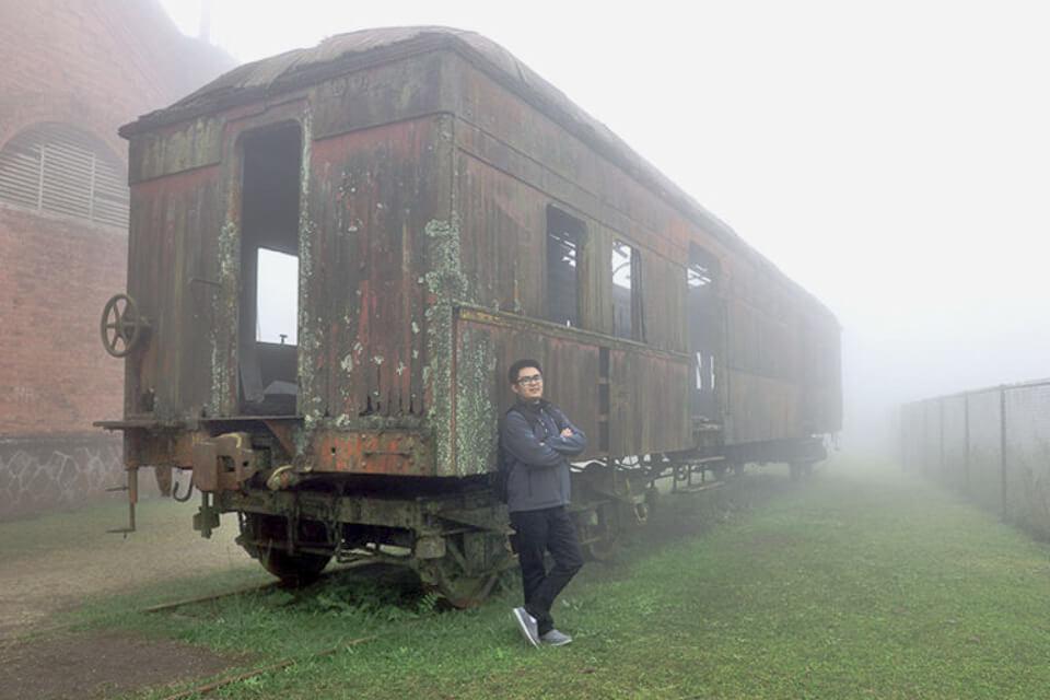 O que ver e fazer em Paranapiacaba? Museu Ferroviário Funicular