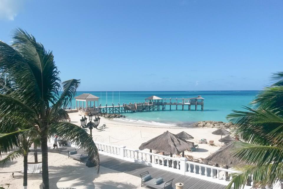 praias de Nassau - Cable Beach