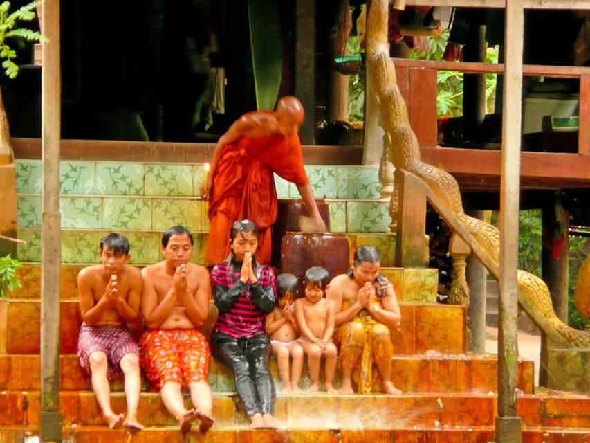 Como é visitar Angkor Wat