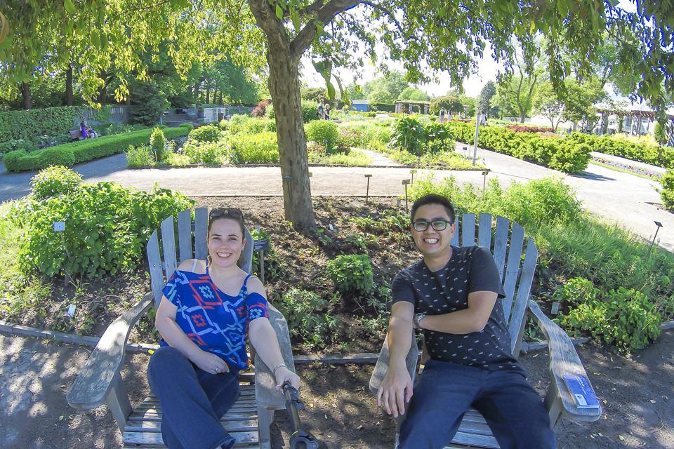 O que fazer em Montreal? Visitar o Exbition Gardens (Jardins de exibição) no Jardim Botânico de Montreal, Canadá