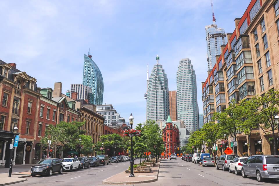 Onde ficar hospedado em Old Toronto