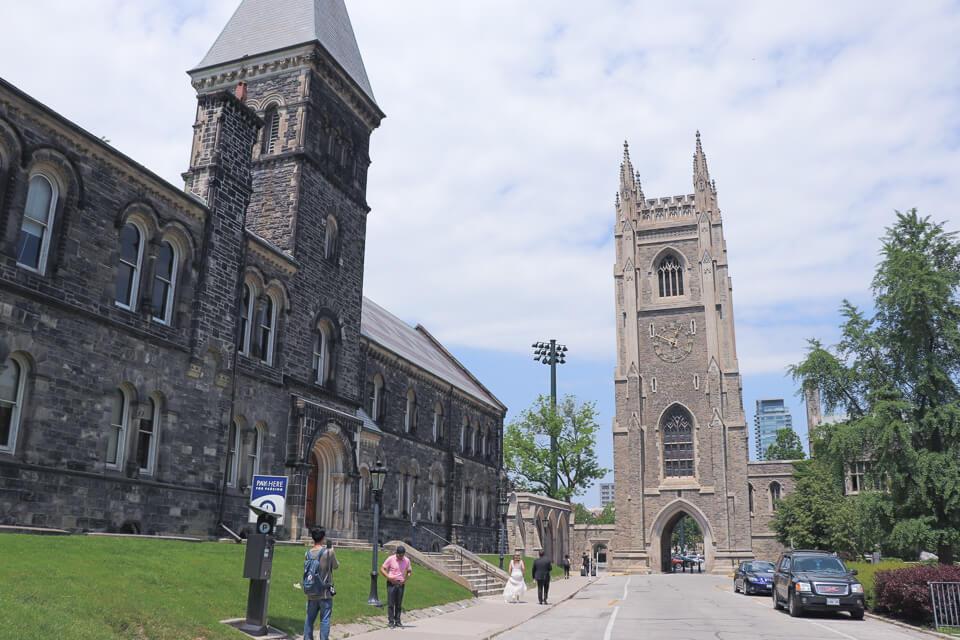 Soldier's Tower Universidade de Toronto (UofT)