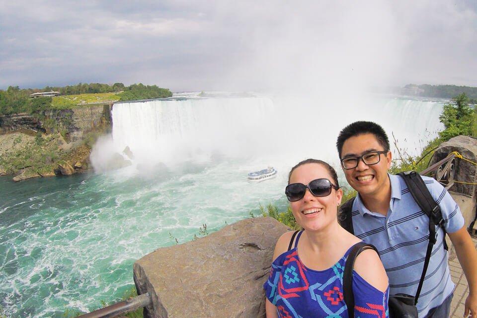 onde ficar em Niagara