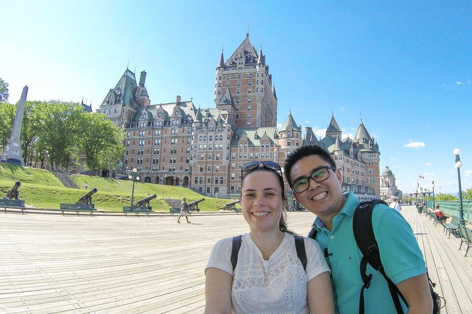 Roteiro de 3 dias em Quebec - Roteiro de 8 dias no Canadá