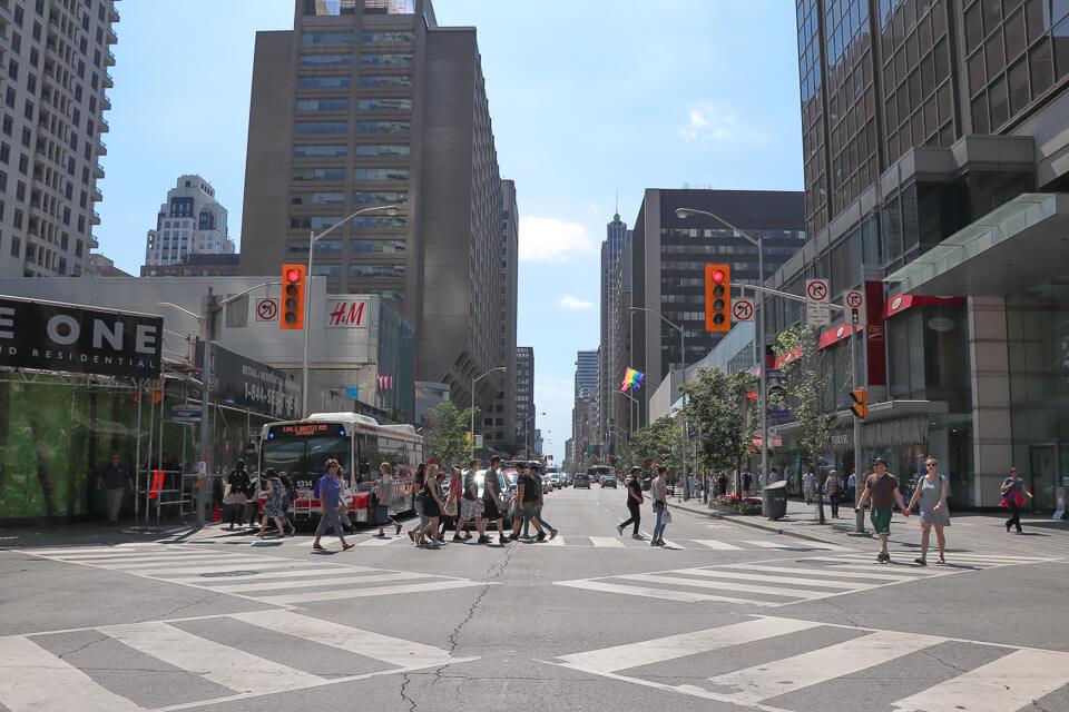 Onde fazer compras em Toronto - Bloor-Yorkville