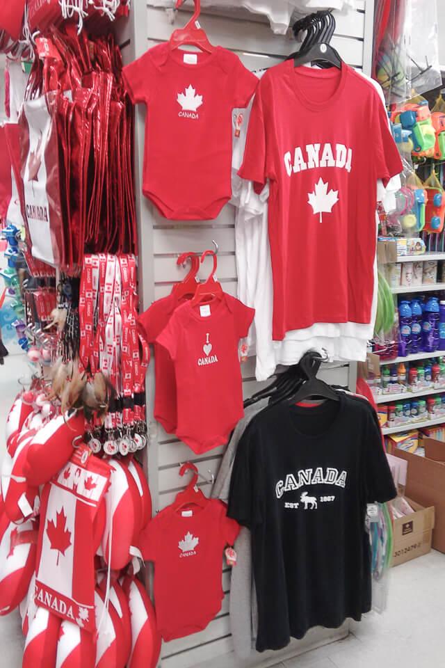 Onde fazer compras em Toronto - Dollarama
