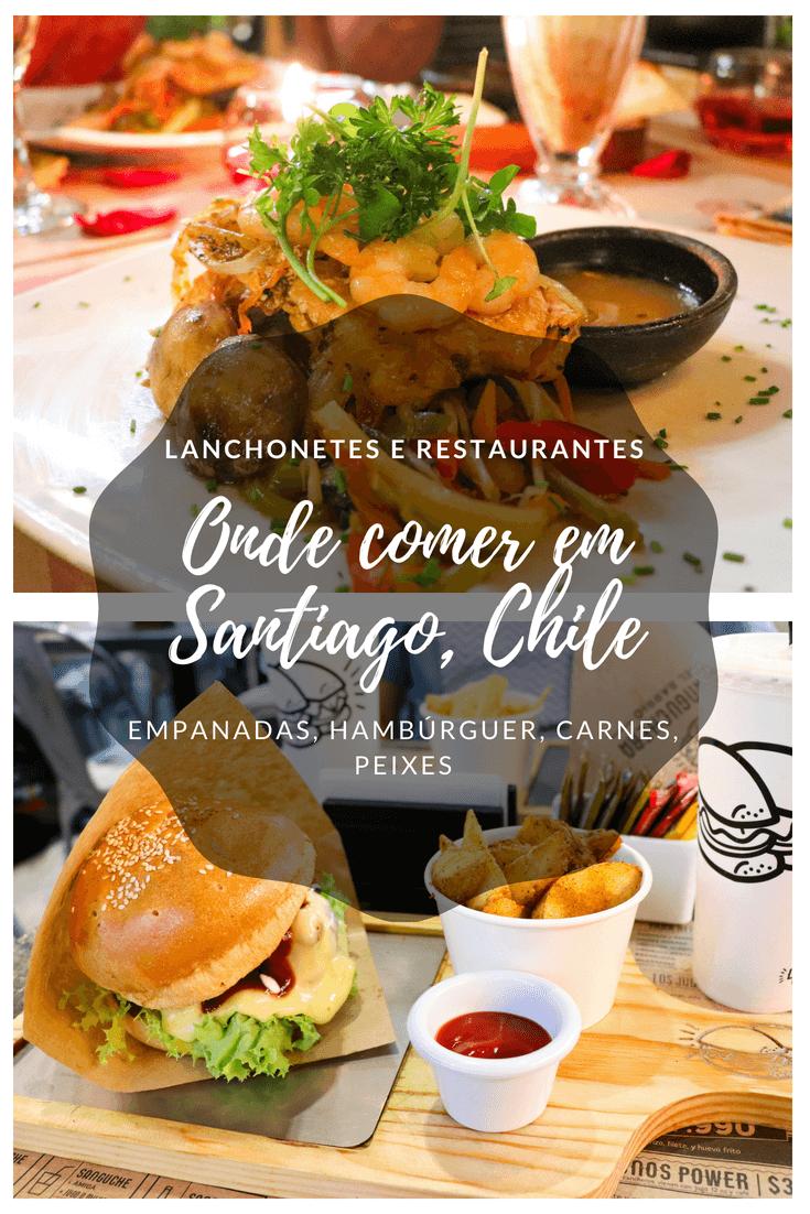 Onde comer em Santiago