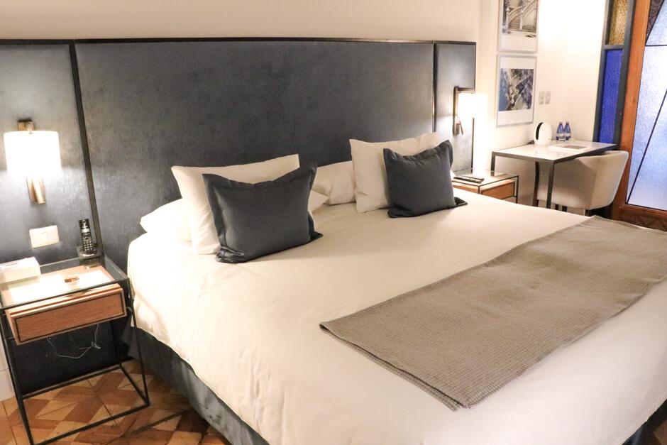 Quanto custa viajar para Santiago - Quanto custam os hotéis em Santiago