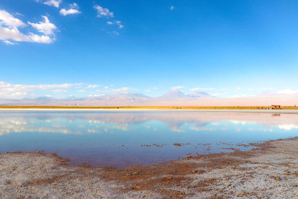 Principais passeios do Atacama Laguna Piedras