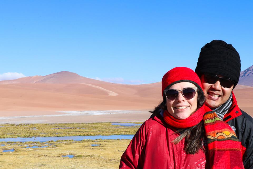 Quais os principais atrativos do deserto do Atacama - Salar de Tara