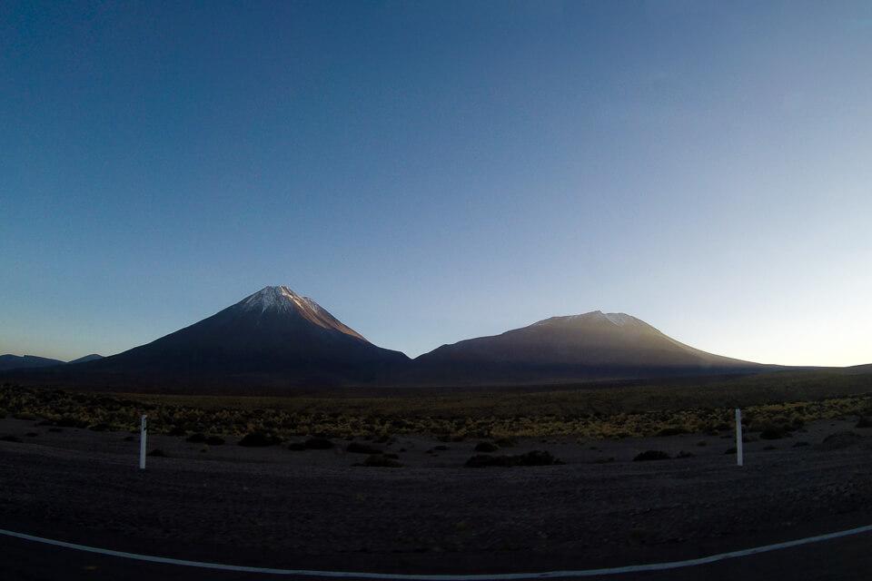 Como chegar no Salar de Tara no deserto do Atacama