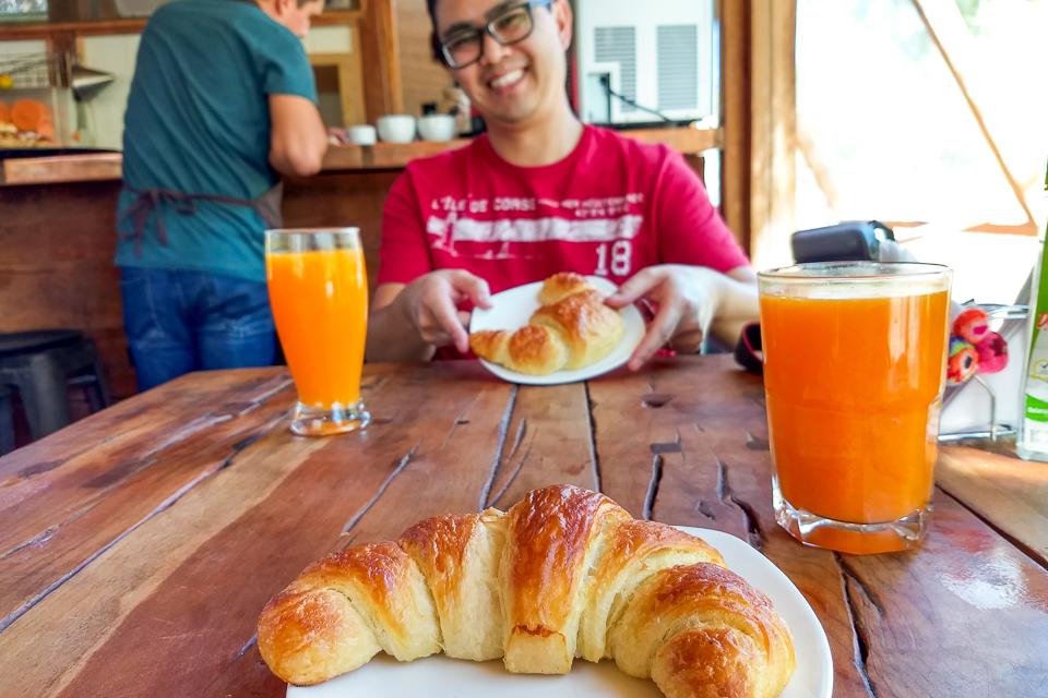 Onde comer em San Pedro de Atacama Franchuteria