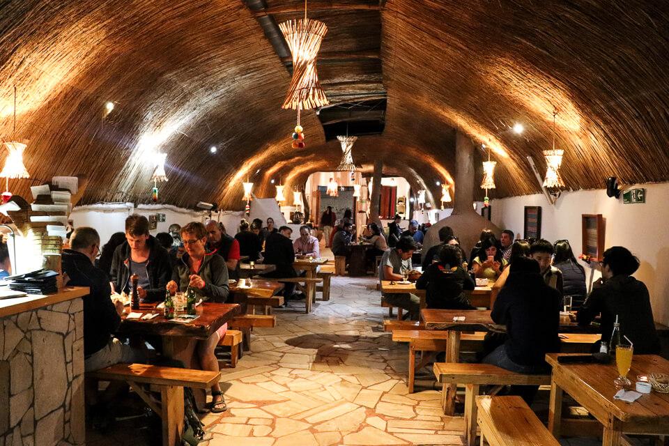 Roteiro de 6 dias no Atacama - opções de restaurantes vegetarianos em San Pedro de Atacama