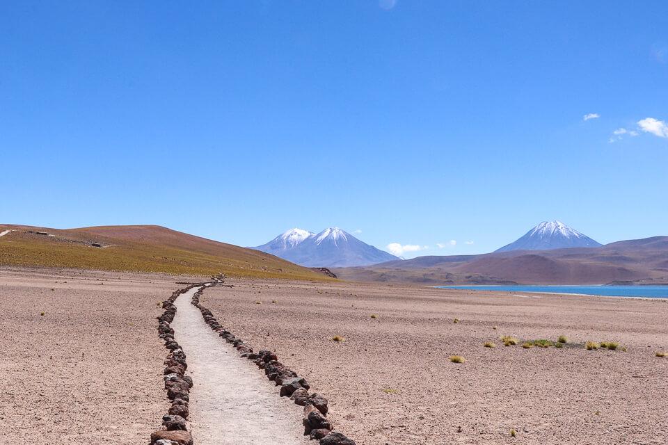 Como é o passeio das Lagunas Altiplânicas do Atacama - Laguna Miscanti