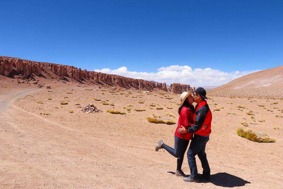 O que fazer no deserto do Atacama no Chile - Catedrais de Tara