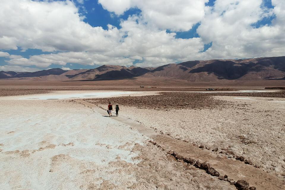 O que levar nas Lagunas Escondidas de Baltinache - Deserto do Atacama
