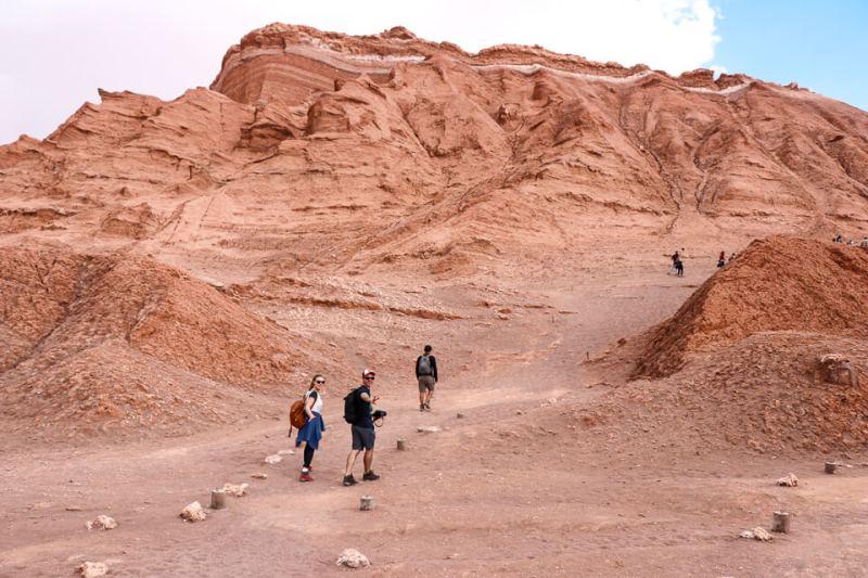 turismo de aventura no valle de la luna e o valle de la muerte