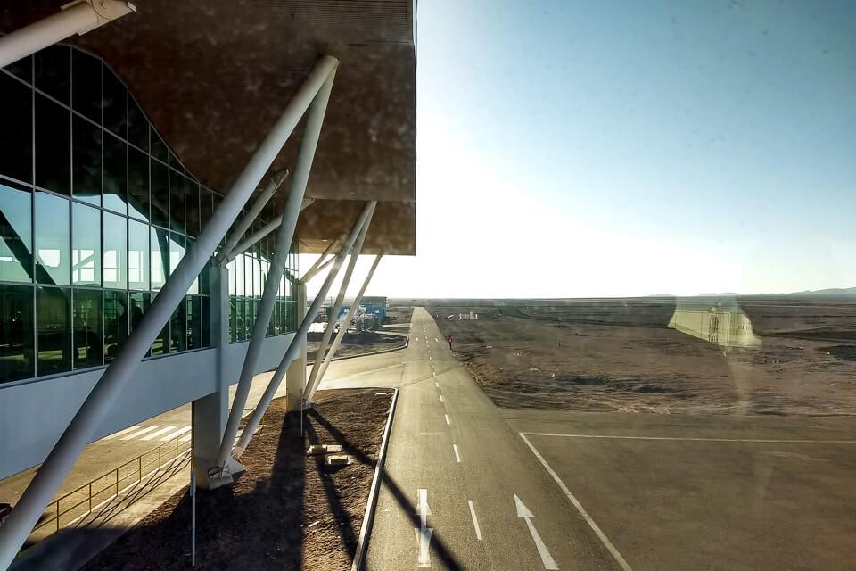 Sky Airlines - Calama é o aeroporto mais próximo de São Pedro de Atacama