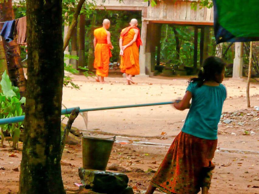 Como planejar uma viagem longa por países da asia mochilao