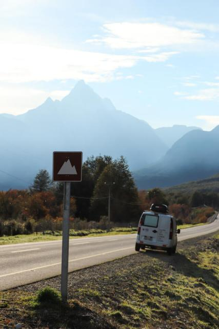 De Coyhaique ao Parque Nacional Queulat