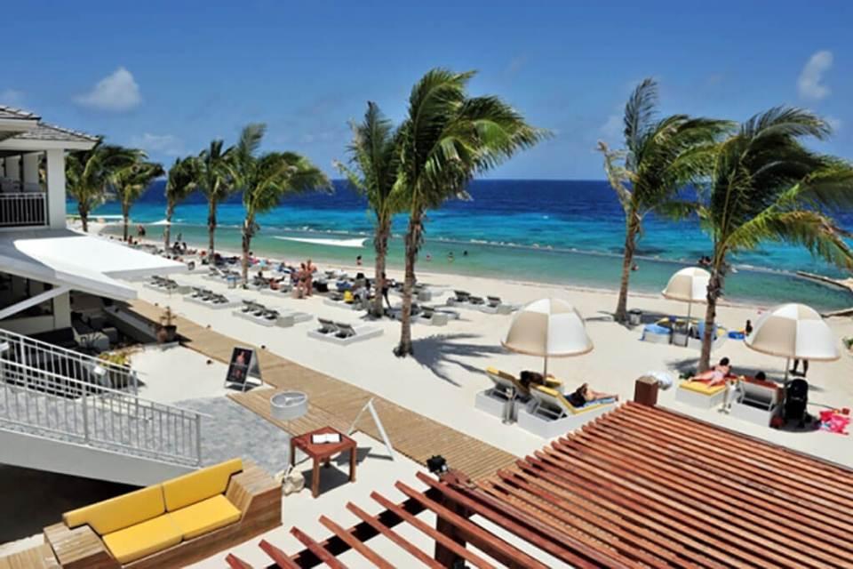 Roteiro de praias em Curaçao