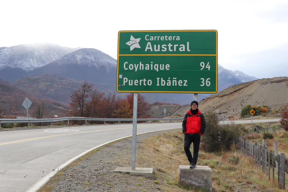 De Cerro Castillo a Coyhaique