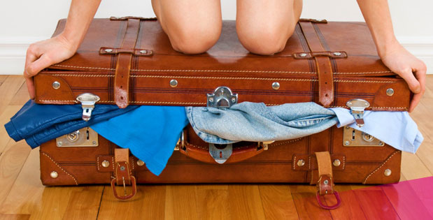 Como fazer a mala para viagem