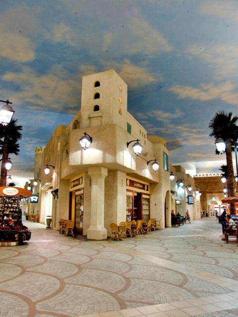 Onde fazer compras em Dubai