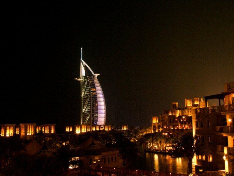 Onde ficar hospedado em Dubai