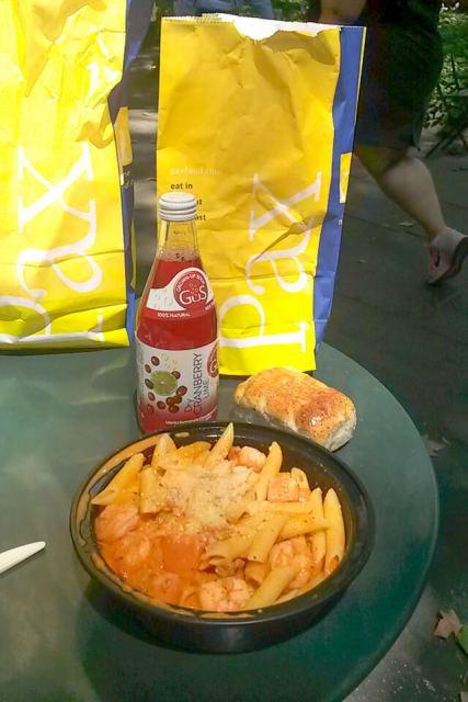 Onde comer na Times Square Nova York