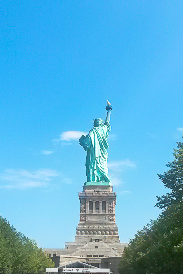 Roteiro em Nova York com visita na Estátua da Liberdade