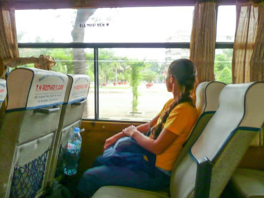 Como ir de ônibus de Ho Chi Minh para Dalat