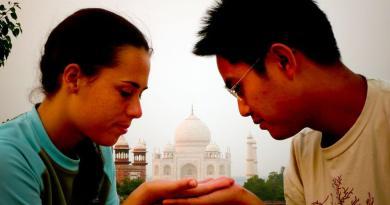 Onde comer em Agra opções de restuarantes