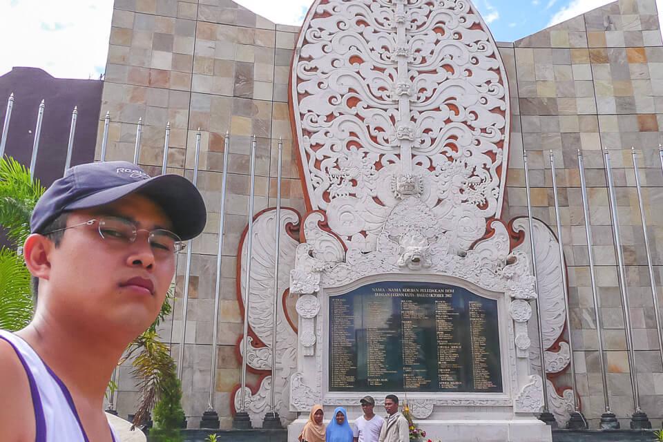 Memorial do atentado de 2002, Kuta, Bali
