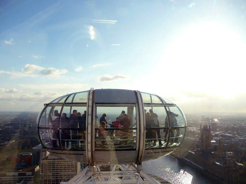O que ver e fazer em Londres - London Eye
