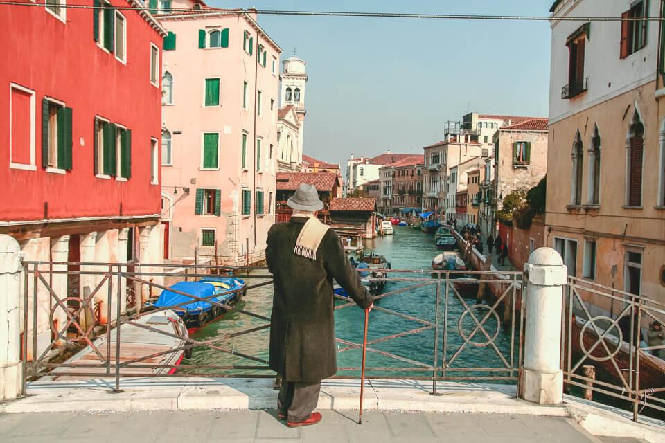 Como se deslocar dentro de Veneza