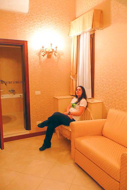 Onde ficar em Veneza - Hotel Palazzo Guardi
