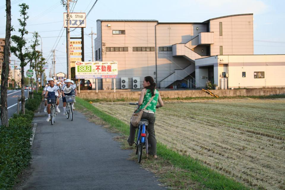 Como é morar no Japão curiosidades bicicleta