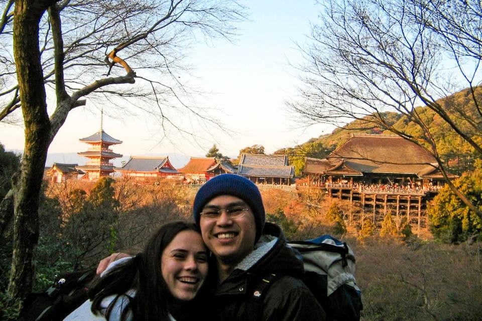 Quanto custa viajar pelo Japão kyoto